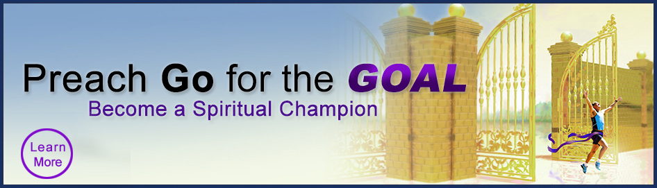 Go for the Goal Olympic Sermon Series