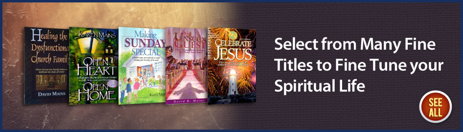 Fine Books from Mainstay Ministries